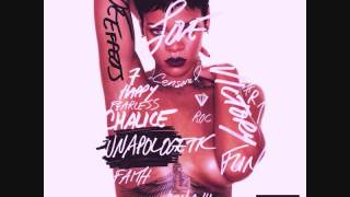 Rihanna Ft. Future - Loveeee song Chopped & Screwed (Chop it #A5sHolee)