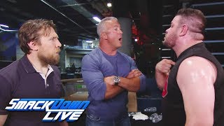 Kevin Owens confronts Shane McMahon and Daniel Bryan: SmackDown LIVE, Aug. 1, 2017