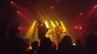 Mura Masa - Love$ick (feat. Bonzai) Live in Toronto