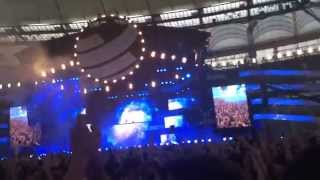 Steve Aoki remix Oasis   Wonderwall @ World Club Dome Festival 2015