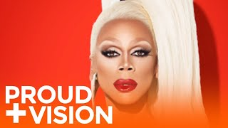 RuPaul Charles | LGBT | PROUDVISION