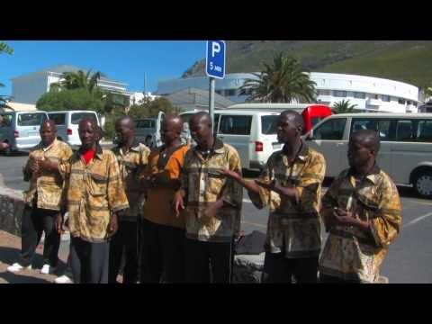 Khayelitsha United Mambazo – a musicband from Khayelitsha