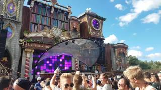 Tomorrowland 2017 - Fatima Yamaha