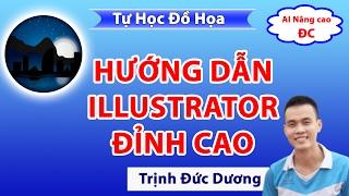 Học thiết kế đồ họa, hướng dẫn sử dụng phần mềm adobe
