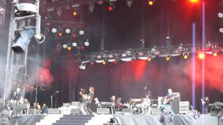 Cold Chisel - You Got Nothing I Want - Hyde Park, London (13 July 2012)