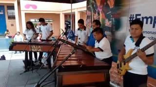 Despacito Luis Fonsi - Marimba Reina Municipal Villa Nueva