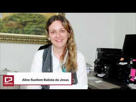 Secretária de Educação Aline Suellen assume interinamente a Secretaria de Cultura