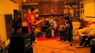 Disculpa Los Malos Pensamientos PXNDX Band Cover