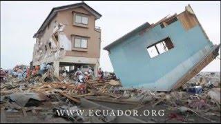 Ecuadorian Earthquake: Rafael Arcos 2016-04-23