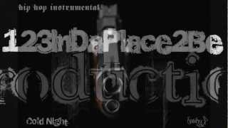 Underground Hip Hop Instrumental - Cold Night