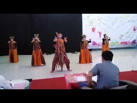 Tim Cendana Kasih SMK MUH TUJA Tampil di UNILA