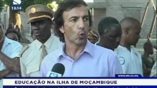 Helpo - Inauguração de salas de aula na Ilha de Moçambique