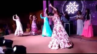 Punjabi wedding song dance