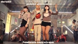 B1A4 -- Baby Goodnight MV [Sub Esp. Han. Rom]