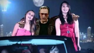 Christopher Walken discusses Rebecca Black's Friday