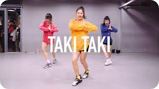 Taki Taki - DJ Snake ft. Selena Gomez, Ozuna, Cardi B / Ara Cho Choreography