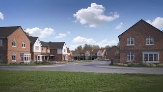 CGI Development Tour Croston Meadow, Farington Moss, North West