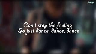 Chris Brenner & Jannik Brunke - Can't Stop The Feeling COVER (Lyrics)