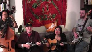 The Police - Canary in a Coalmine: Couch Covers by The Student Loan Stringband