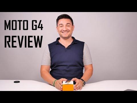 Moto G4 - Android curat cu un preț corect