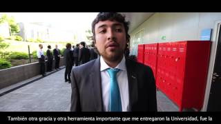 Testimonio de Alumno titulado en Obras Civiles