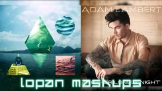 Being Lonely - Clean Bandit ft. Jess Glynne vs. Adam Lambert (Mixed Mashup)