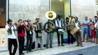 Kumpania Algazarra - 2010 Lissabon