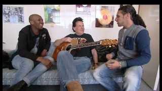 Ali B en George Baker freestylen op Little Green Bag - ABOVT 2