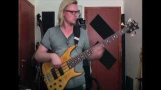 There is only so much Oil in the Ground   Bass Cover by Rene Mayr Bass