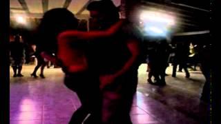 Flávio e Adriane- Dançando na festa do Kuque Top Danças
