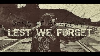 Sons of Anarchy Series finale - Lest We Forget - Jax Final Moment