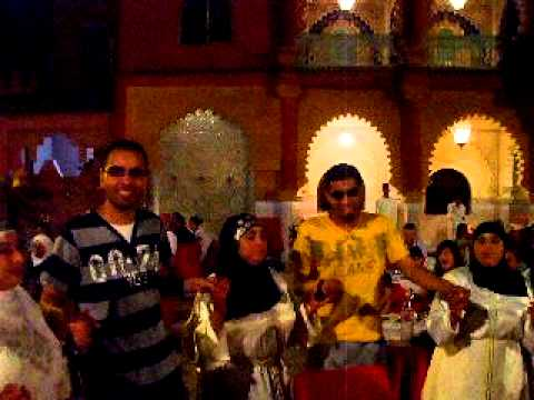 Marrakech 2009 – Fantasia: Dinner and Dancing