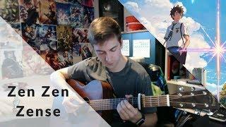 Kimi no Na wa - Zen Zen Zense (Fingerstyle Guitar Cover)