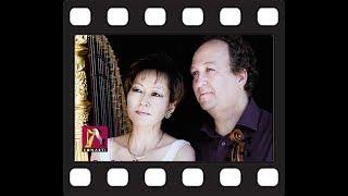 KREUTZER & BOCHSA: Nocturne No.1 for Harp and Violin - Duo Sutre-kim (Trailer)