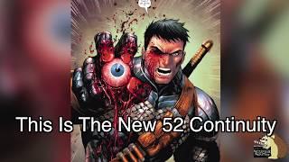 How Deathstroke Lost His Eye | Superhero Top Buzz