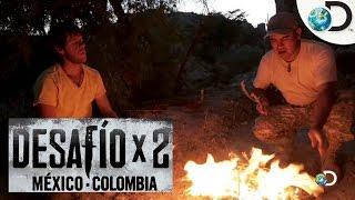 Um deserto muito quente - Desafio em Dose Dupla: Colômbia e México