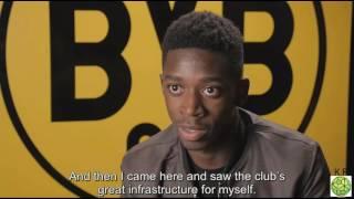 Willkommen in Dortmund, Ousmane Dembélé / Welcome to Dortmund, Ousmane Dembélé