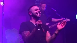 Blue October live, new song Home 1080p HD