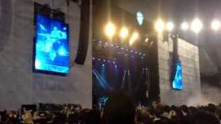 Foo Fighters - Learn To Fly  (LIVE at Quilmes Rock 2012) BsAs, Argentina.