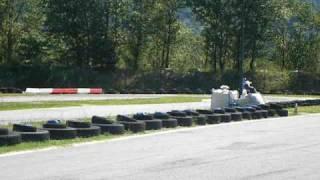 Giro in pista (lento) - OasiKart 31-05-2009