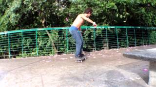 SO HIGH CLOTHING - VICTOR COSTA SKATE