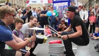 The Bucket Boy (Matthew Pretty) Edinburgh Fringe #1