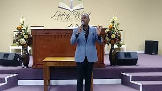 Living Word of Deliverance Temple   Praise and Worship   Pastor Bishop David Tompkins   February 17