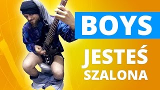 "BOYS ""Jesteś szalona"" Disco Polo Hejvi Metal Cover by KWAQ"