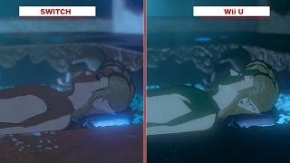 Difference between Wii U and Switch versions look worthwhile