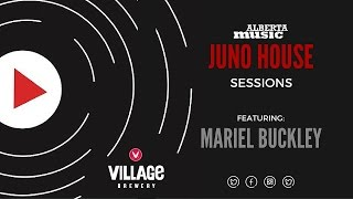 JUNO House Sessions  - Mariel Buckley