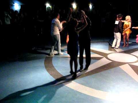 Salsa Amistad-2011. Beginners – 2nd semi-final