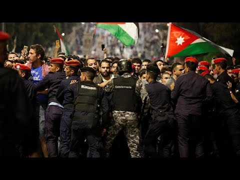 Iordania proteste