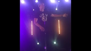 William Singe - Hotline Bling - LIVE San Diego