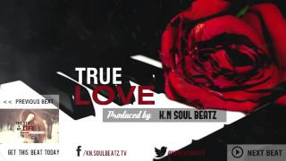 """R&B Instrumental Beat - """"True Love"""" NEW 2015"""